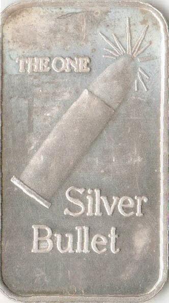 Silver Bullet Emblem